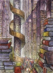 biblioteca fantastica