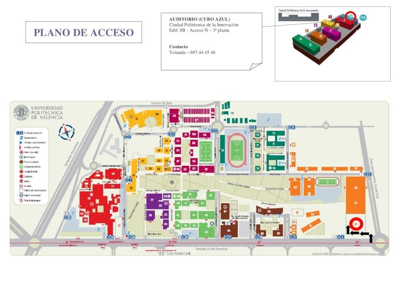PLANO ACCESO AUDITORIO CUBO AZUL-001